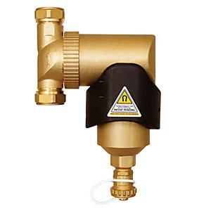 Spirotech Spirotrap Magnetic Dirt Seperator Mb3 22mm Universal Compression Fitting Ue022Wj