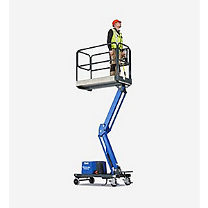 10ft Electric Scissor Lift