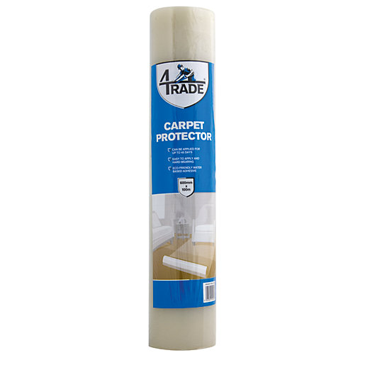4Trade Carpet Protector 600mm x 100m