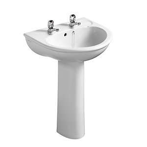 Ideal Standard Sandringham Basin Only White 560mm S211301