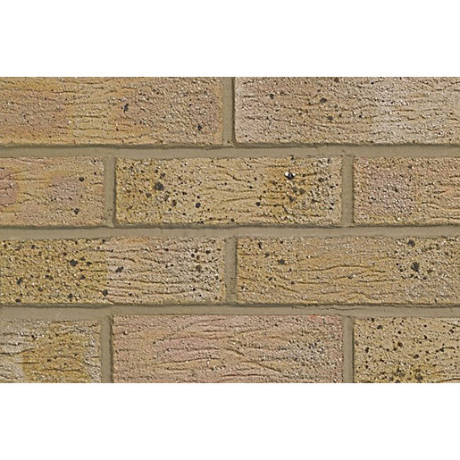 London Brick Company Facing Brick Nene Valley Stone - Pack of 390