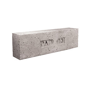 Supreme PAD09 Concrete Padstone 440mm x 215mm x 215mm - Pack of 12