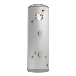Albion Ultrasteel Indirect 180L Stainless Steel Cylinder