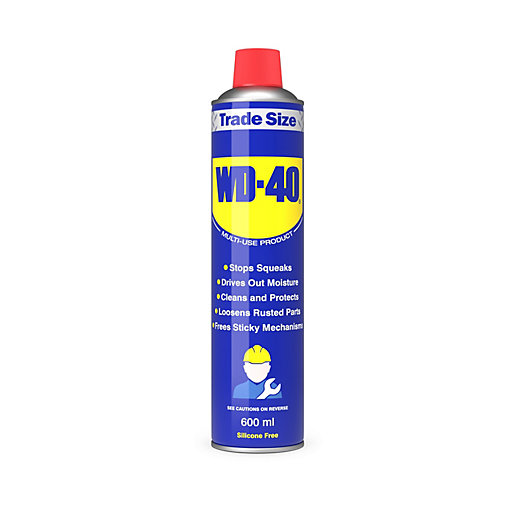 WD-40 600 ml Trade Can