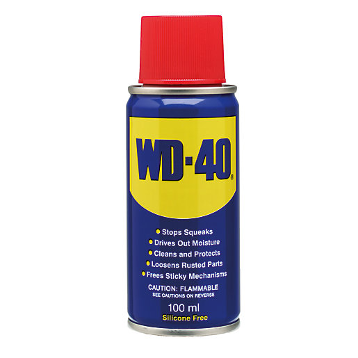 WD-40 100 ml Clip Strip