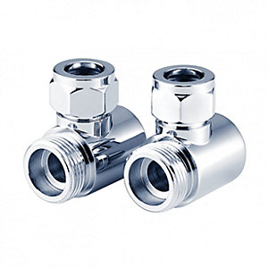 Triton Bar Mixer Fitting Exposed Pipe