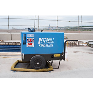 Easystart Generator With Road Tow