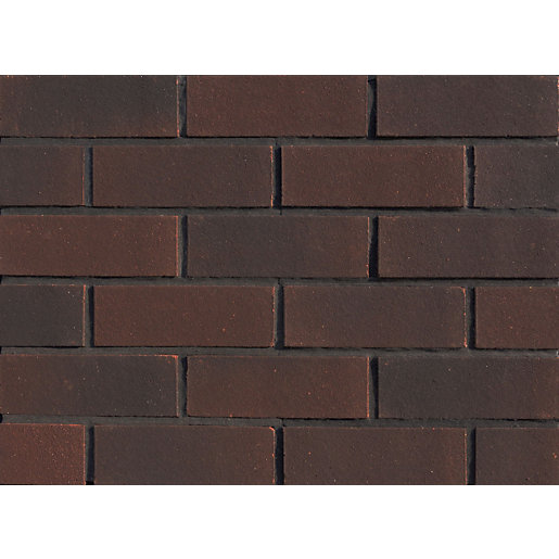Midland Facing Brick Godiva Multi Sandfaced 73mm Pack 340