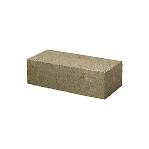 PD Edenhall Concrete Common 22N Solid Brick - Pack of 320