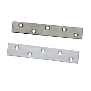 Galvanised Fixing Strap Pack of 4