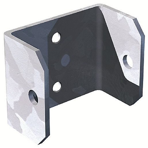 Metpost Metclip Fencing Bracket 46mm (Minimum Order Qty of 20)