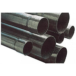 Polypipe 6in 168mm x 6m General Purpose Duct GP6X6B