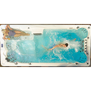 Canadian Spa Company 16ft High Performance Endless Current Swim spa