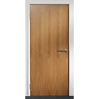 Oak Solid Core Door FD30 2040 x 826 x 44mm