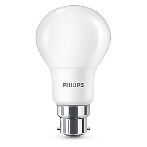 Philips LED 60W B22 GLS Non-Dim Single