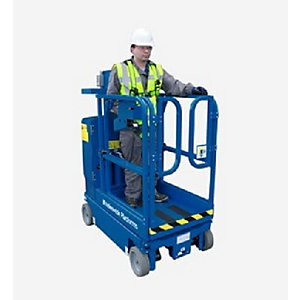 14ft Electric Scissor Lift - Gf15