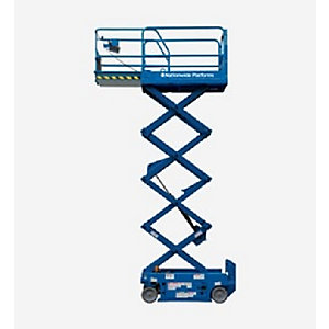 19ft Electric Scissor Lift - Gs1932