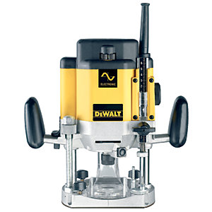 DeWalt 2000W 1/2 in                     Variable Speed Router 240V