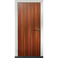 Sapele Solid Core Door FD60 1981 x 838 x  54mm