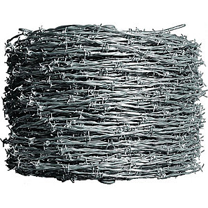 Barbed Wire Coil 2.5mm x 15m