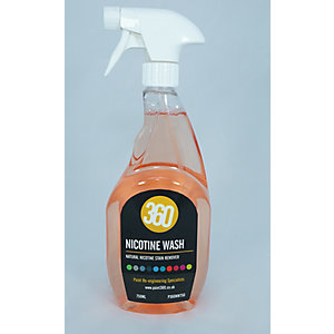 Paint 360 Nicotine Wash 6 x 750ml Pack