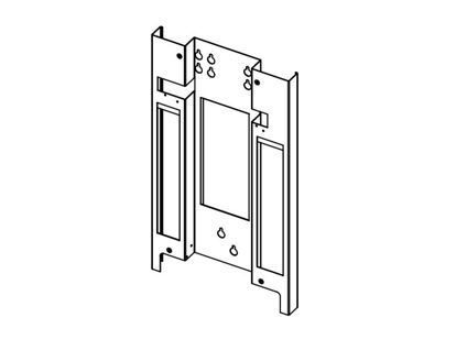Keston Stand Off Bracket (for All Combi & System Boilers) | Travis ...