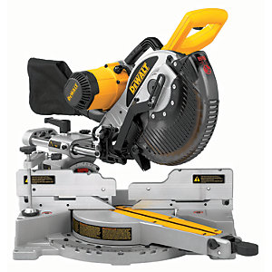 DeWalt 250mm Compound Slide Mitre Saw DW717