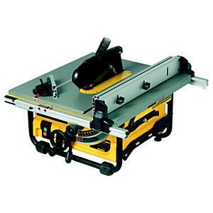 DeWalt 240V 250mm Heavy Duty Table Saw DW745-GB