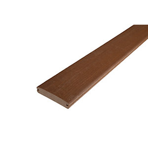 UPM ProFi Lifecycle S2 Composite Decking Board 25 mm x 137 mm x 4000 mm