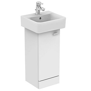 Ideal Standard Concept Blue washbasin mixer with pop-up waste. B9915AA