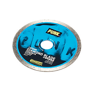 PUNK 125mm Diamond Blade for Cutting Concrete