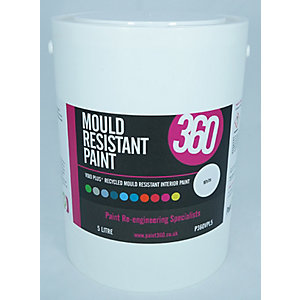 Paint 360 Mould Resistant Paint Void + White 5L