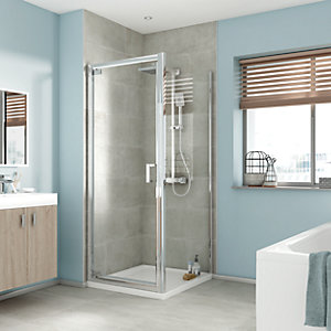 iflo Edessa Pivot Enclosure Door 900mm