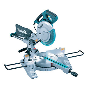 Makita 110V Corded 260mm 1430W Sliding Compound  Mitre Saw with Lazer Site LS1018LN/1