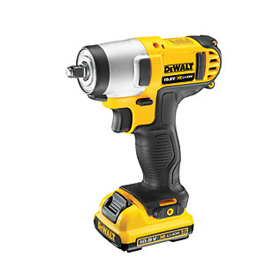 DeWalt 10.8V Impact Wrench with 2 x 2.0AH Batteries DCF813D2-GB