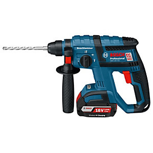 BOSCH GBH 18 V-EC 18V Brushless SDS+ Rotary Hammer Drill Body only in an L-Boxx