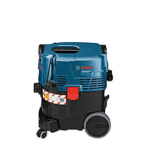 Bosch GAS 35 M AFC 110V 35 Litre Wet Dry Dust Extractor M Class