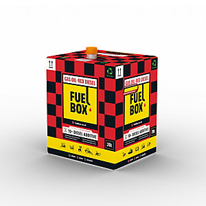 Fuel Box Red Diesel