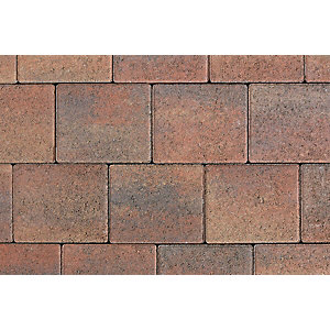 Tobermore Shannon Heather. Two sizes in one pack. 13.86m2 coverage.