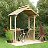 Garden/Barbecue Shelter Pressure Treated Timber