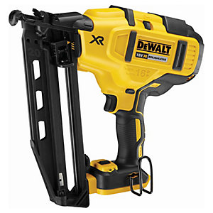 DeWalt 18V Brushless 2ND Fix Nailer Body Only DCN660N-XJ