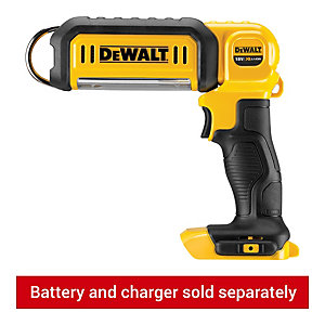DeWalt 18V Xr Handheld LED Worklight Body Only DCL050-XJ