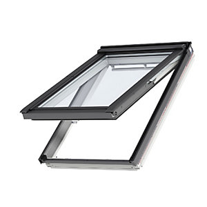 Velux Top Hung Roof Window 660 x 1398mm White Painted Gpl FK08 2070