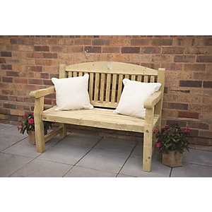 Forest Garden Harvington 4ft Bench