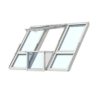Velux CABRIO® Balcony Triple Gdl PK19 SK0W322 for Tile 3026W