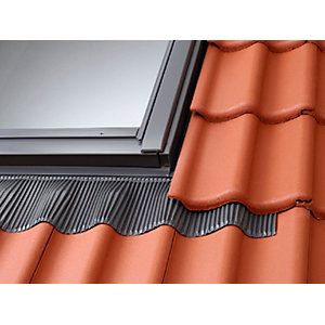 Velux Standard Tile Flashing Including Bdx Insulation Collar to Suit MK08 Roof Window 780 x 1398mm