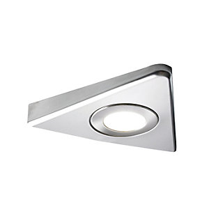 Sirius LED Designer Tri-light - Stainless (Single) 140 x 170mm - Incl 2m Cable SY7464NW