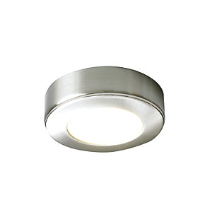 Sirius LED Surface/Recessed Light 65 Diam. Stainless (Single) - Incl 2m Cable SY7462NW