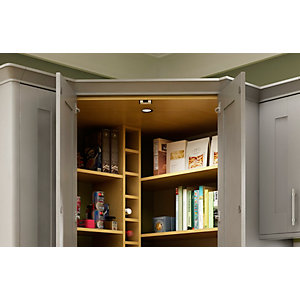 """Sirius Corner Pantry Lighting Kit (Includes Side Lights, Overhead Light, Switches, and Sensors) SY7895NW/A"""""""