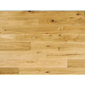 Elka Brushed & Oiled Rustic Oak Engineered Flooring 1860 x 20 x 189mm Pack Size 2.11m²